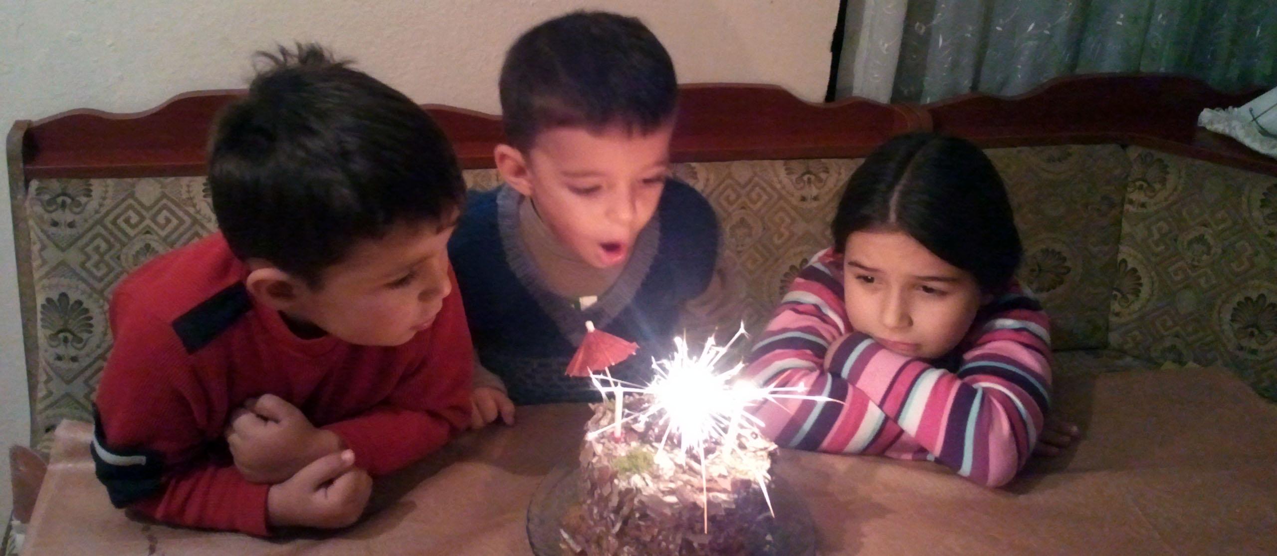 Doğum günüm kutlu olsun...